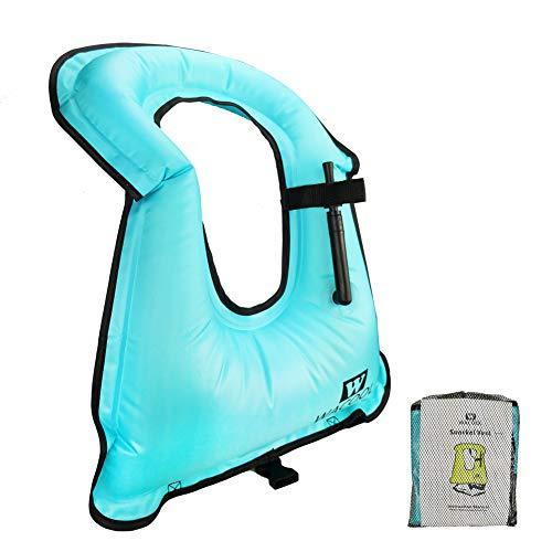 Wacool Inflatable Snorkel Vest