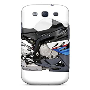 JamanyRossy IQb4145moSL Protective Cases For Galaxy S3(new Bmw S 1000 Rr White)
