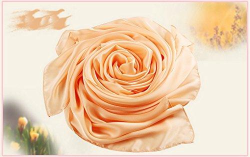 Elegant Chale En Ete Soie Femme Cou Coton Couleur Hiver Long Wrap Echarpe Acmede 1 Doux Pour Foulard w4IRqv