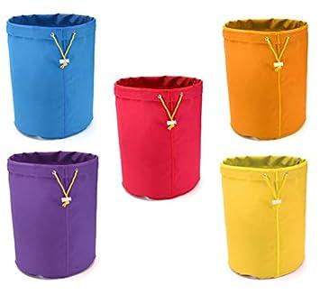 The Original Bubble Bag Kit de 5 bolsas de malla con bolsa ...