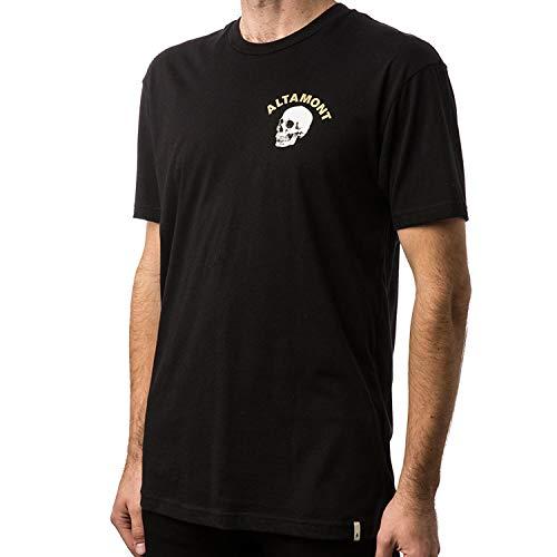 Tee Altamont (ALTAMONT Skull Licker (Black) T-Shirt-XLarge)
