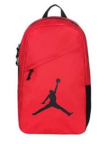 Nike AIR JORDAN Backpack Crossover Pack (Gym Red) (Best Nike Air Jordans)