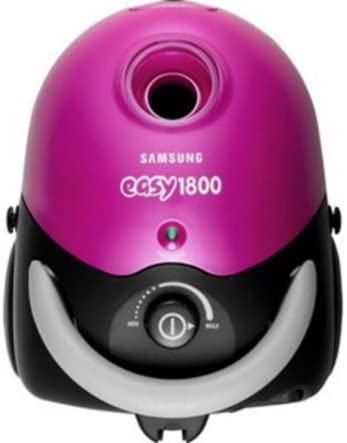 Samsung RC 607 aspirador 1800 W cepillo parquet rosa: Amazon.es: Hogar