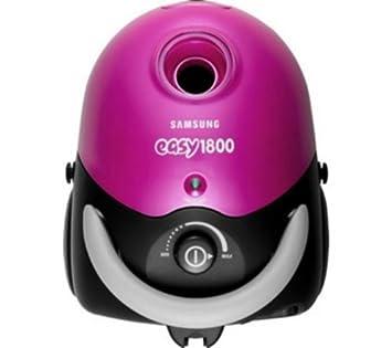 vraiment à l'aise acheter pas cher prix favorable Samsung RC 607 Aspirateur 1800W Brosse Parquet Rose