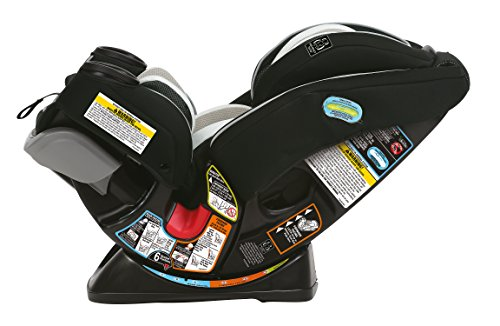 Image Of The Graco 4Ever Extend2Fit All In One Convertible Car Seat Clove