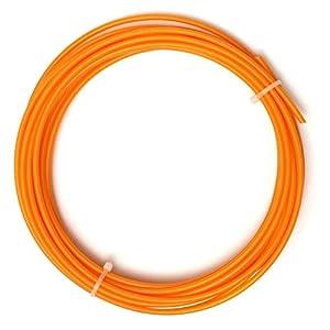Invento 5 meter 1.75mm Orange PLA Filament 3D Printing Filament For 3D Pen 3D Printer