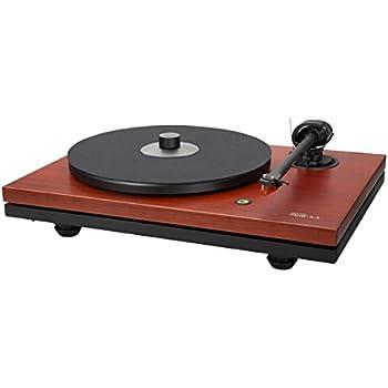 Music Hall MMF-5.3SE Rosenut 2-Speed Turntable with Ortofon 2M Bronze Cartridge