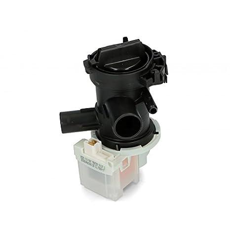 EVH-XTRA® - Bomba de drenaje para lavadora Bosch, Siemens y Orig ...