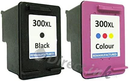 HP 300 X L Black & Cartuchos de tinta tricolor Combo ...