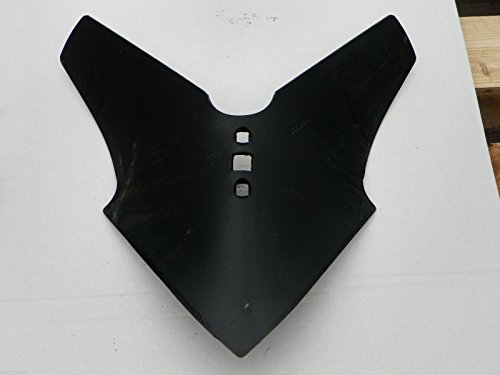 """16"""" Furrower Point (Middle Buster/Potato Plow) 3/16"""" Thick, 10"""" Cutting Width"""