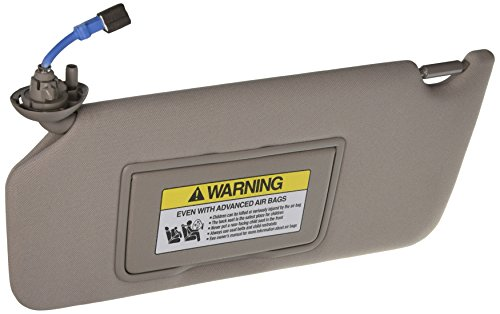 Honda Genuine 83280-TA5-A51ZA Sun Visor Assembly, Left ()