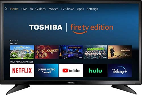 Toshiba 32LF221U19 -best 32-inch Smart