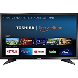 Toshiba 32LF221U19 32-inch Smart HD TV – Fire TV Edition