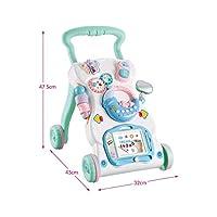 HANXIAODONG Baby Push Walker Girl&Boy Walker Toy Infant Children