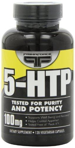 Primaforce 5-HTP, 100 mg, 120 Capsules