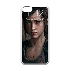The Last of Us Theme Series Phone Case For iPhone 5C