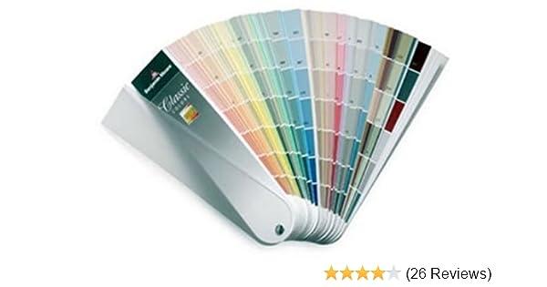 Benjamin Moore Classic Colors Fan Deck - House Paint - Amazon.com