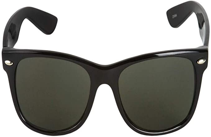 a891c6ad7f Image Unavailable. Image not available for. Color  Wayfarer Style Sunglasses  - 80 s Classic Retro ...