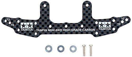 タミヤミニ4ホイールドライブ特別な製品HGカーボン背面Stays ( 3 mm ) 95259 B01M240VF4