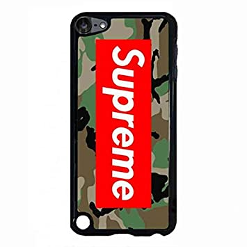 01463334d35d3 Supreme Logo Phone Cover,Apple IPod Touch 5th Coque Cover,Supreme Brand Logo  Protective