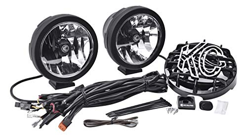 KC HiLiTES 645 Pair Pro Sport Gravity LED 20w G6 Wide-40 Sys ()