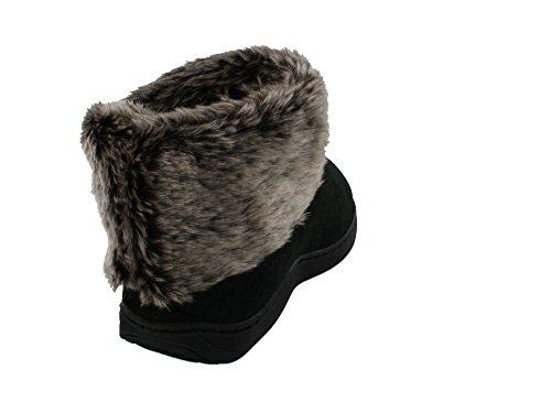 Slipper Faux Sheepskin Top Happy Boots Womens Fur College Ducks Oregon Ncaa Feet xC8XqI