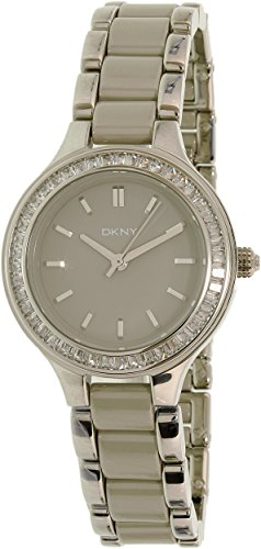 DKNY Women's 'Chambers' Quartz Stainless Steel Casual Watch (Model: NY2466)