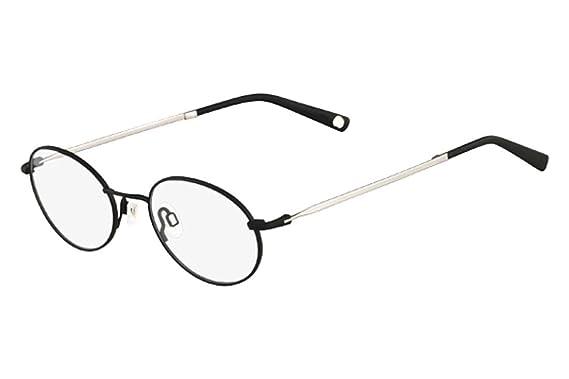 0aff7e9b3ad Flexon Flexon Influence Eyeglasses 001 Matte Black Demo 48 19 140 at ...