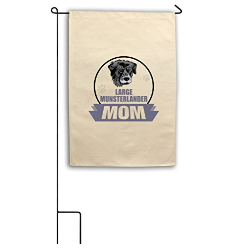 "Style in Print Canvas Yard House Garden Flag 18""X27"" Mom Lar"