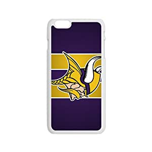 Minnesota Vikings Brand New And Custom Hard Case Cover Protector For Iphone 6