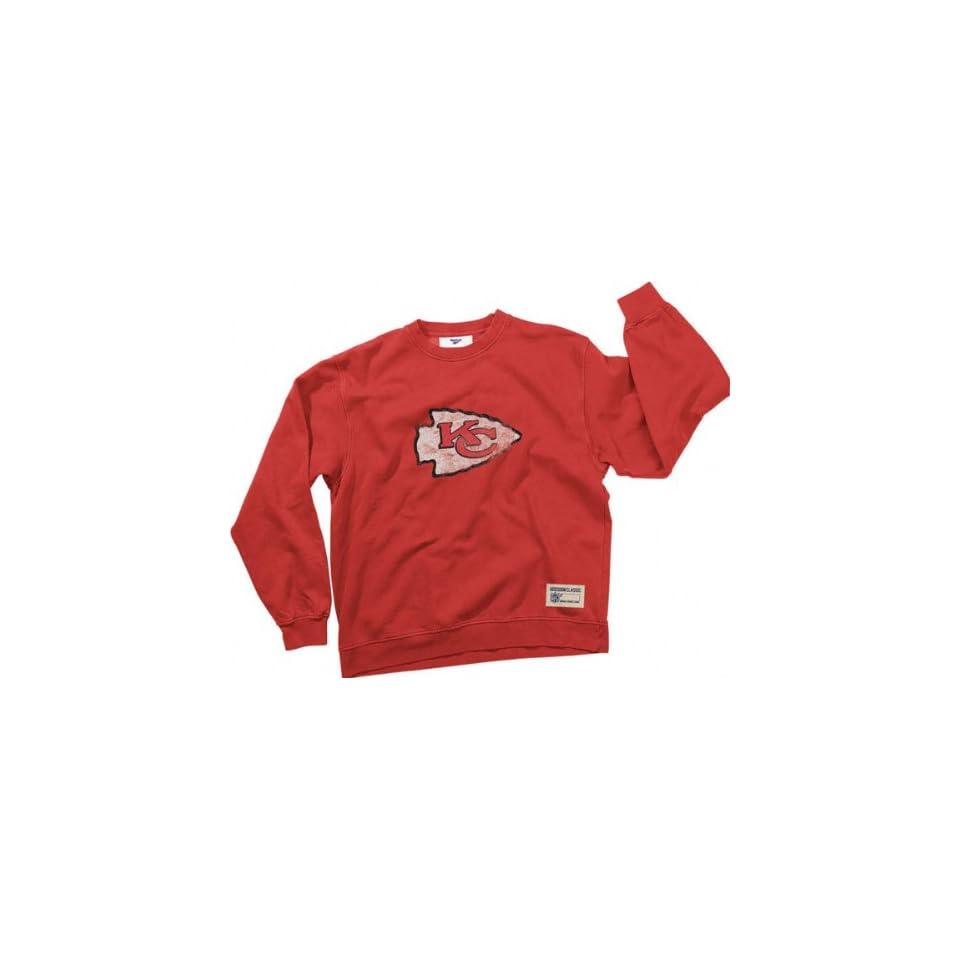 Kansas City Chiefs NFL Old Faithful Crewneck Sweatshirt