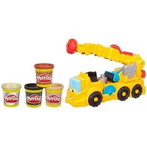 amazoncom diggin rigs power crane toys amp games