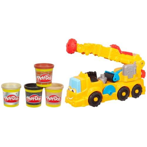play dough crane - 1