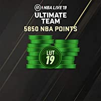 NBA LIVE 19: The One Edition - 5850 LUT Points Pack - PS4 [Digital Code]
