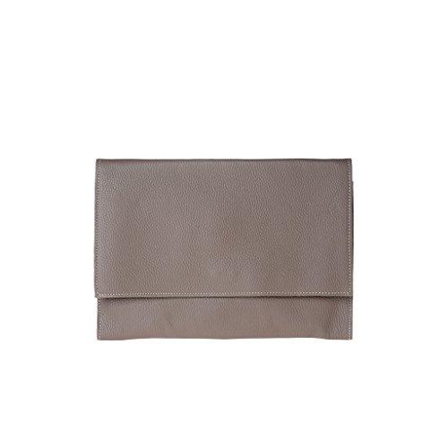 DuDu 589-1635-10, Borsa a spalla donna Grigio grigio compact