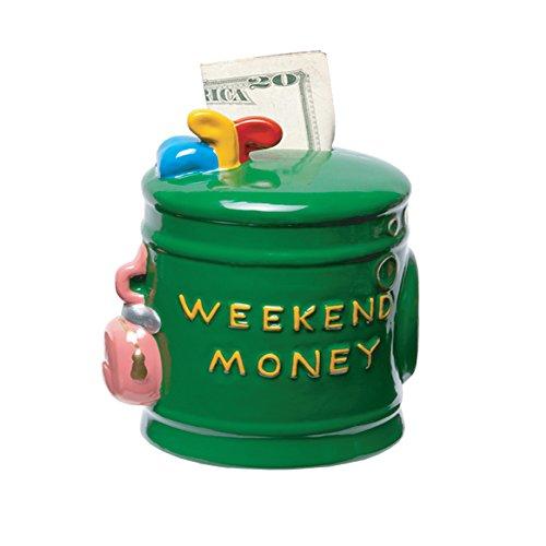 Golf Ball Bank - Coin Bank