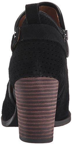 Women's Boot Franco L Sarto Black DAKOTA A5PZ5x08wn