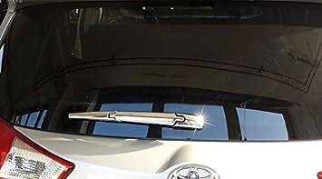 Tuning Toyota RAV4 cromo Limpiaparabrisas Trasero Limpiaparabrisas protectora paneles Set