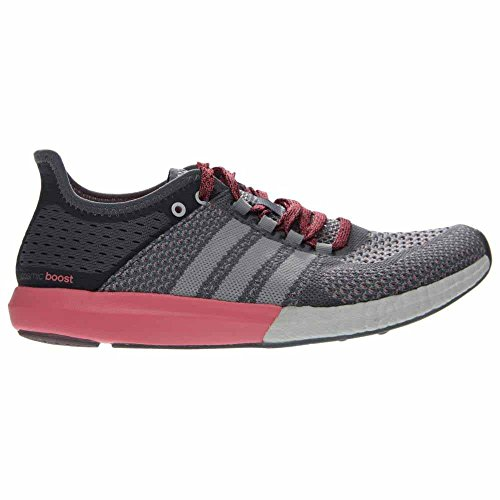 Adidas Cosmic Boost womens fashion-sneakers B44501 Grey/Clear Grey/Light Flash Red cheap authentic shipping discount authentic high quality cheap price outlet shop for FXVopx