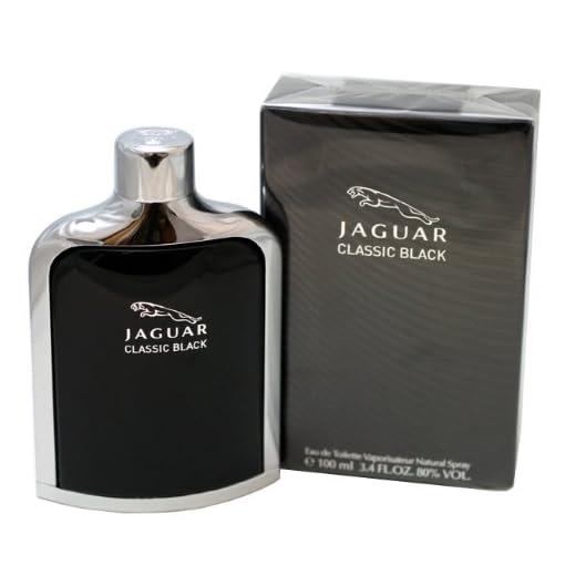 Jaguar Classic Black For Men 100Ml