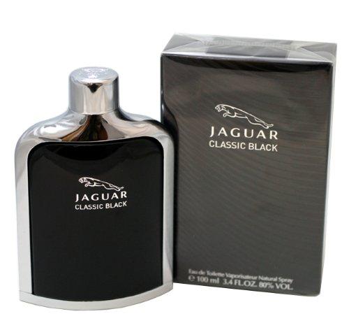 Jaguar Classic Black Eau de toilette en flacon Vaporisateur 100ml AEP05124 JAG00003