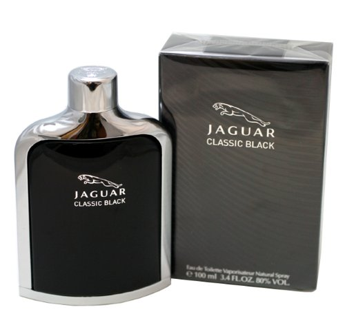 (Jaguar Classic Black, 3.40 Ounce)