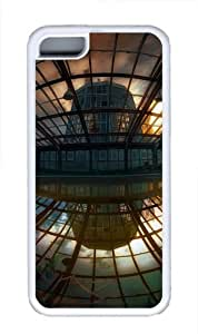 Armenia Yerevan Botanical Garden TPU Case Cover for iPhone 5/5s White