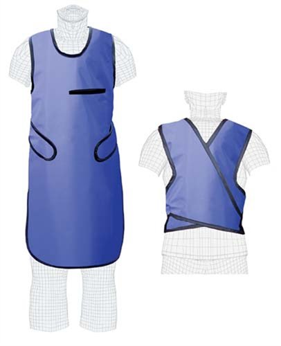 Techno Aide X-Ray Lead Apron - EZ-Guard, - Regular Lead X-ray Apron Shopping Results