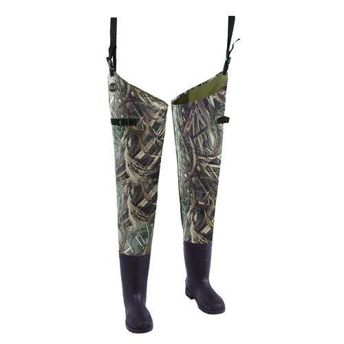 Cheap Allen Dillon 2-Ply Hip Waders, Realtree MAX-5