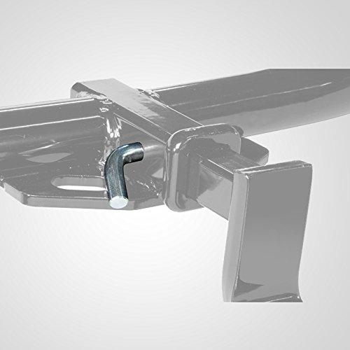 Prime Steel 18013 Zinc 5//8 Hitch Pin and Clip Bulk Carton of 100