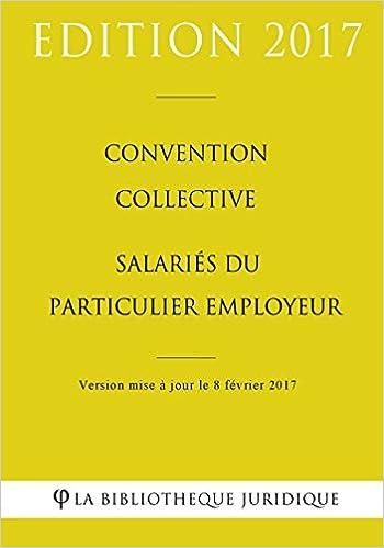 Amazon Fr Convention Collective Salaries Du Particulier Employeur