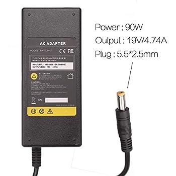 Amazon.com: Jepeux - Cargador adaptador de corriente para ...
