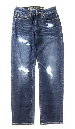 American Eagle Men's 360 Extreme Flex Slim Straight Jean 4270 (38x32)
