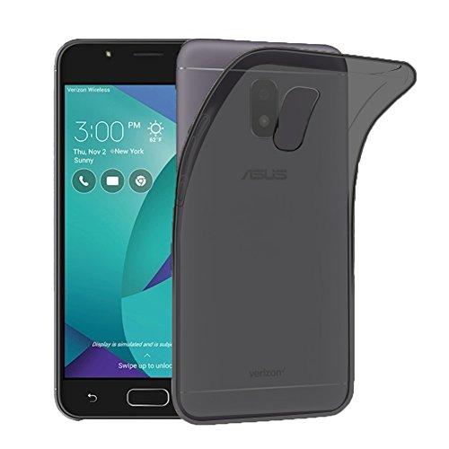 Slim Shockproof Case for Asus Zenfone 5 (Black) - 4